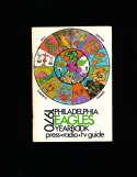 1970 Philadelphia Eagles Press Media guide