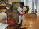 1961 Willie Mays SF Giants original Hartland statue, tag and box - near mint statue