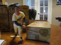 1961 Don Drysdale Dodgers Hartland statue and original box