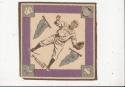 1914 b18 blankets Bill McAllister st Louis Browns purple base