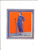 1935 Wheaties Betty Fairfield golfer card