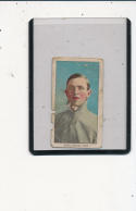 1909 e95 Philadelphia Caramel card Harry Lord Boston Red Sox poor