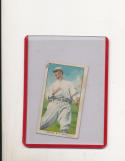 1909 e95 Art Devlin New York Giants Philadelphia Caramel Card rare