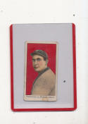 1909 e90-1 Ed Summers Detroit Tigers American Caramel Card
