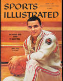 1960 1/11 Jerry Lucas Ohio state newsstand Sports illustrated psa/dna
