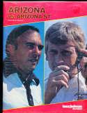 1980 11/2 Arizona vs ASU  football Program