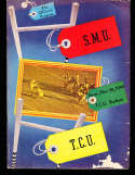 1949 11/26 SMU vs TCU  football Program