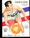1944 3/24 NCAA Western Finals Utah Iowa State Basketball Program