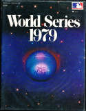 1979 World Series Program