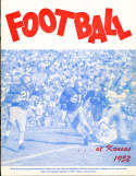 1952 Kansas Football Media Guide em