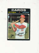 Joe Hague Cards 96 Signed 1971 topps card
