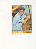 Smokey Burgess White Sox #354 Signed 1966 topps card