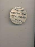 Champions 1940 welcome Home brooklyn Dodgers moran's deer club