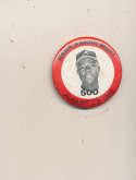 Hank Aaron 500 Hr Night 8/23 1968 braves
