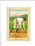 Turkey Red 1911 #90 card - Mickey Doolan Philadelphia Phillies (ex)