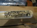 1995 Yankees AL Playoff Commemorative Bat b23