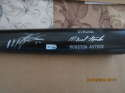Miquel Tejada Houston Astros signed Geniune baseball  Bat b86