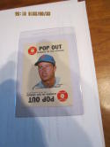 1968 topps Ron Santo #19 test or proof game card