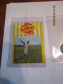 1968 Kahn's baseball card Ferguson Jenkins Cubs em