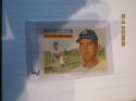 1956 Topps baseball card Don Larsen New York Yankees #332  em