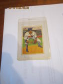 1955 Topps doubleheader card Ernie Banks chicago Cubs em