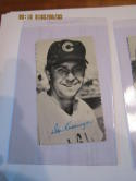 1974 Don Kessinger chicago Cubs #52 Topps Deckle Edge card nrmt