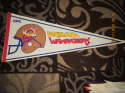 1982 Arizona Wranglers USFL full Pennant white 2 bx 2