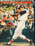 1966 7/11 Andy Etchebarren Orioles no label complete Sports Illustrated nm