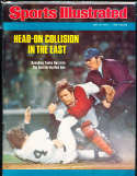 1976 5/31 redsox yankees no label newsstand Sports Illustrated