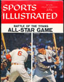 1957 7/8 stan musial Williams no label newstand Sports Illustrated