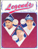 1988 vol 1 Mickey Mantle Legends first issue nrmt