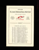 1927 St. Louis Cardinals Spring Training player roster