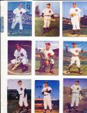 1948 Signal Gasoline Oakland Oaks Baseball Card set complete vg