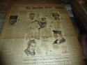 1943 The sporting News  24/52 issues excellent cond