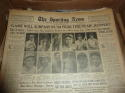 1937 The sporting News Near run 49/51 issues excellent cond