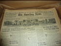 1938 The sporting News Near run 40/51 issues excellent cond