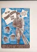 1941 Famous Slugger Yearbook em bxg6 Hank Greenberg