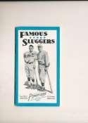 1931 Famous Slugger Yearbook em bxg6 Al Simmons