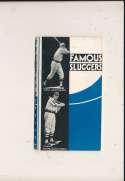 1934 Famous Slugger Yearbook em bxg6 Lou Gehrig