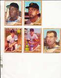 1962 Topps Signed Card 31 Tom tresh Yankees