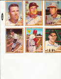 1962 Topps Signed Card 103 Don Blasingame