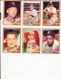 1962 Topps Signed Card 120 Bob Purkey d08