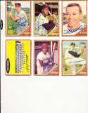 1962 Topps Signed Card 158 Del Crandall Braves Team Card