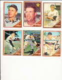 1962 Topps Signed Card 273 Gary Bell Indians