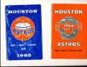 1966 Houston Astros Press Guide