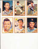 1962 Topps Signed Card 429 Billy O'Dell Giants