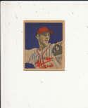 1949 bowman signed vintage 54 Marty Marion Cardinals em
