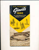 1965 San Francisco Giants press guide em