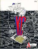 1955 Kansas City  Athletics Baseball Yearbook ex-em bxb1