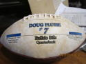Doug Flutie #7 Buffalo Bills Stats Football 12